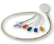 anorectal manometry air charged catheter